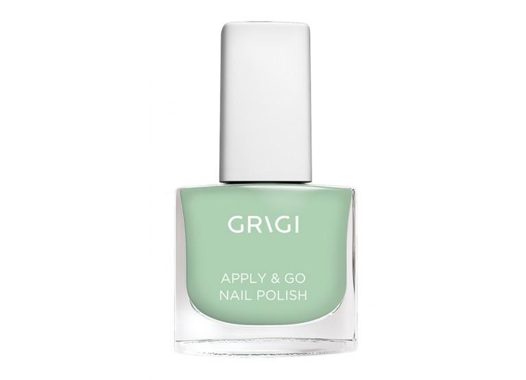 GRIGI APPLY & GO NAIL POLISH No 175 GREEN VERAMAN