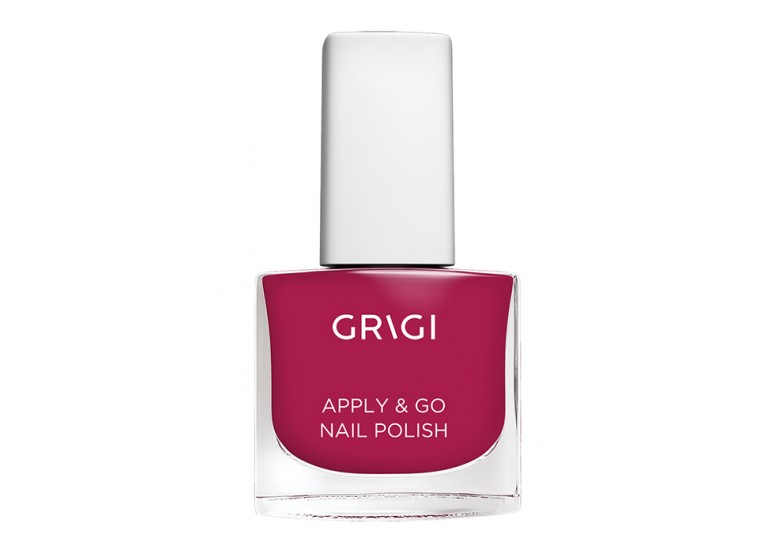 GRIGI APPLY & GO NAIL POLISH No 180 DARK PINK FUCHSIA