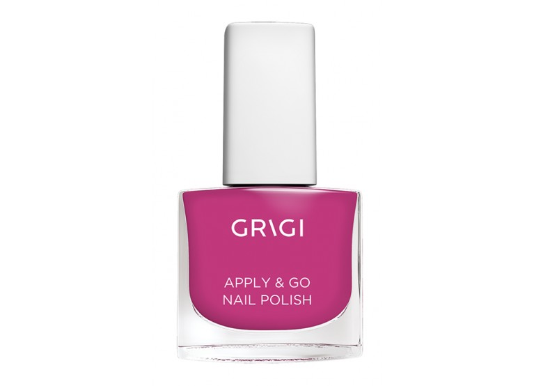 GRIGI APPLY & GO NAIL POLISH No 198 WARM PINK FUCHSIA