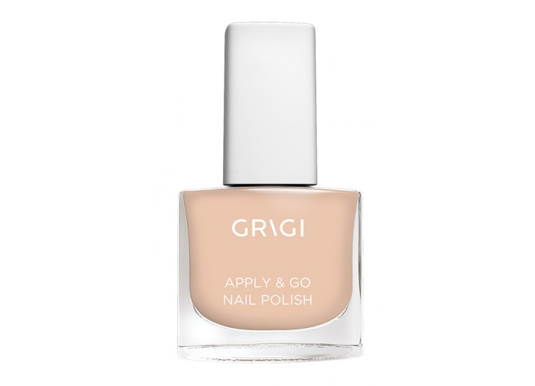 GRIGI APPLY & GO NAIL POLISH No 336 WARM IVORY