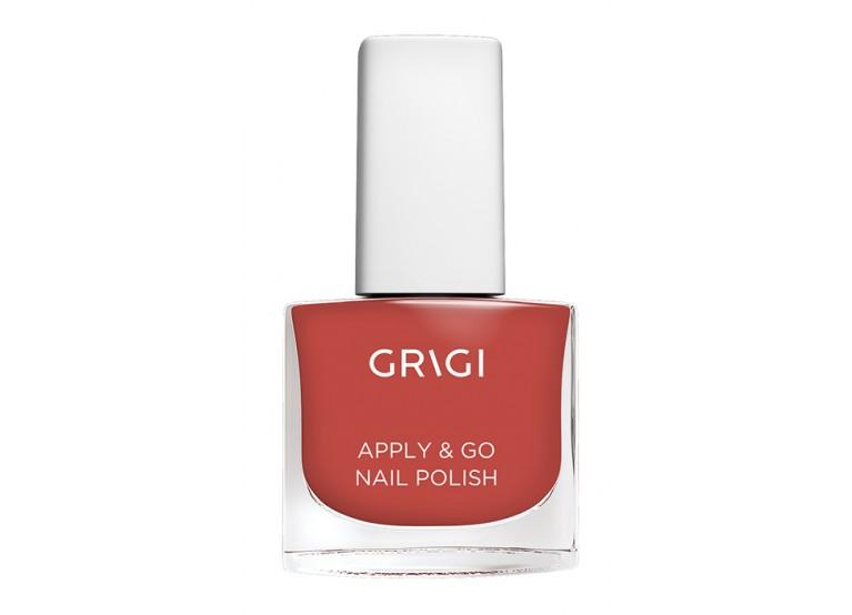 GRIGI APPLY & GO NAIL POLISH No 344 ORANGE