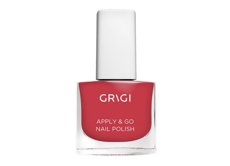 GRIGI APPLY & GO NAIL POLISH No 345 SCARLET