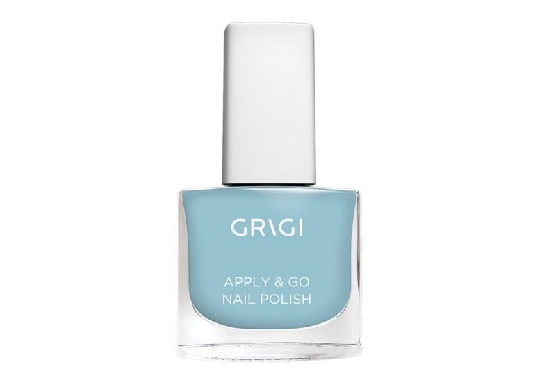 GRIGI APPLY & GO NAIL POLISH No 358 LIGHT BLUE