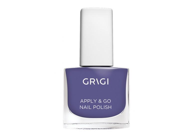 GRIGI APPLY & GO NAIL POLISH No 362 MEDIUM PURPLE
