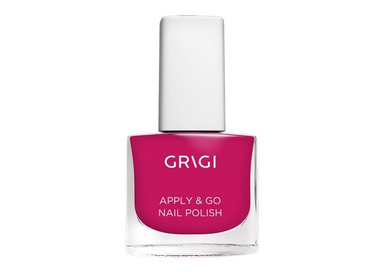 GRIGI APPLY & GO NAIL POLISH No 387 SPARKLY LIGHT PINK