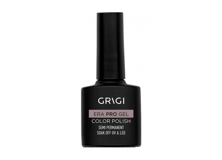 GRIGI ERA PRO SEMI PERMANENT GEL POLISH Νο 011 NUDE LIGHT GREY
