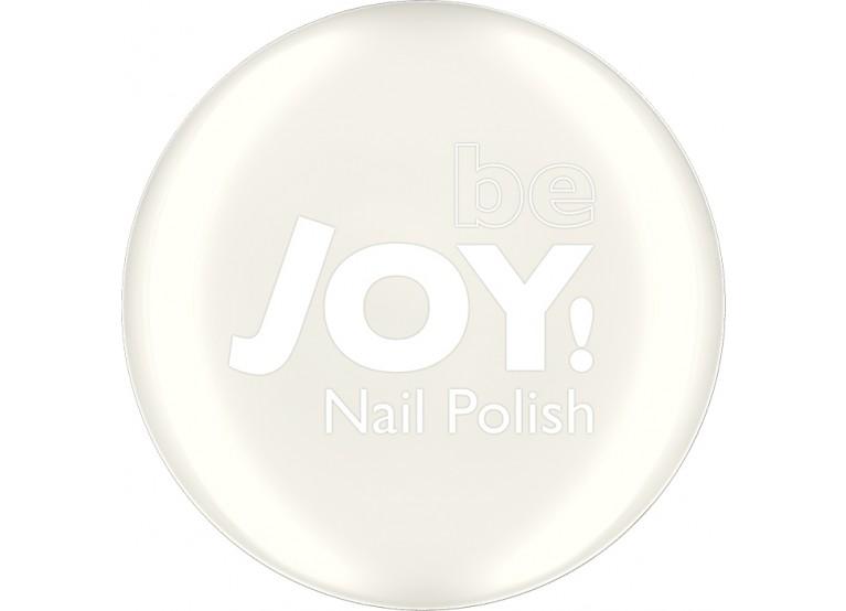 BeJOY NAIL POLISH No 104 FRENCH WHITE