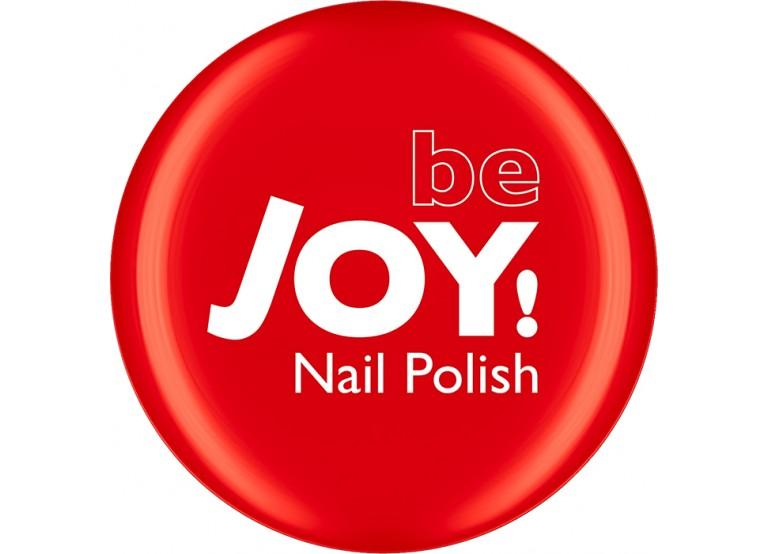 BeJOY NAIL POLISH No 135 METALLIC RED