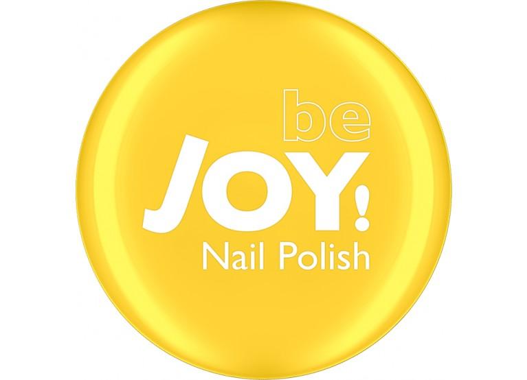BeJOY NAIL POLISH Νο 143 METALLIC YELLOW