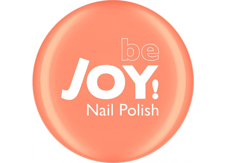 BeJOY NAIL POLISH No 152 SPARKLY SALMON