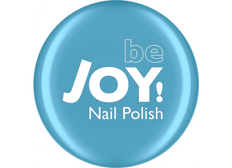 BeJOY NAIL POLISH Νο 165 GREY BLUE