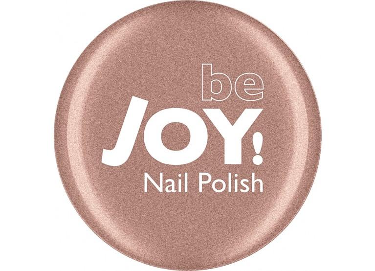 BeJOY NAIL POLISH Νο 169 METALLIC PINK GOLD