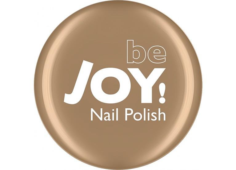 BeJOY NAIL POLISH No 170 METALLIC PINK GOLD