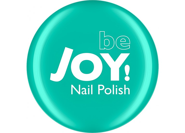 BeJOY NAIL POLISH No 175 SPARKLY SEA GREEN