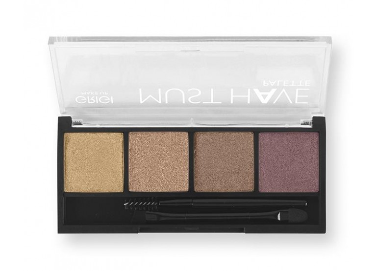 GRIGI  MUST HAVE PALETTE 03 GOLG METALLIC