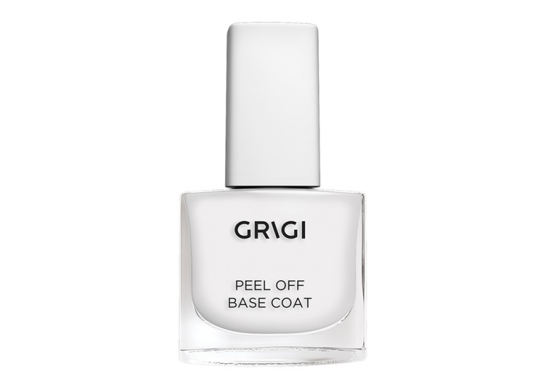 GRIGI NAIL CARE-PEEL-OFF AQUA BASE COAT No 112