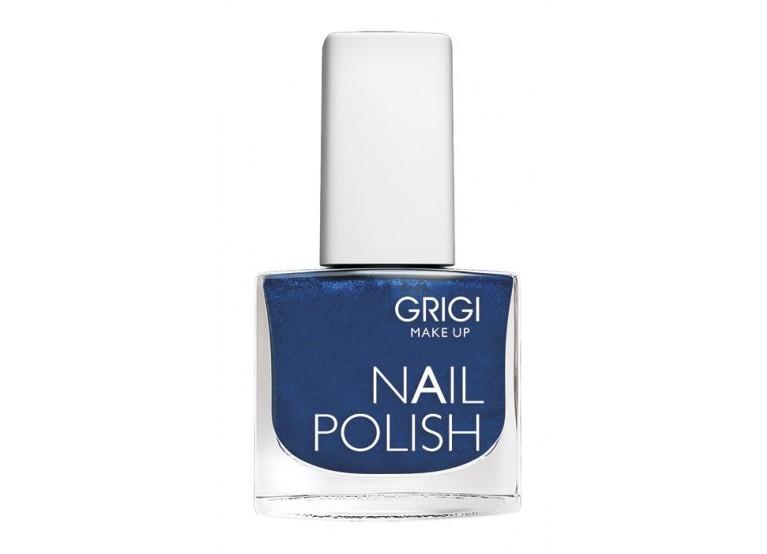 GRIGI NAIL POLISH No 155 METALLIC SPARKLY BLUE