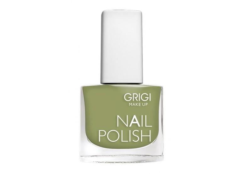 GRIGI NAIL POLISH No 208 OLIVE GREEN