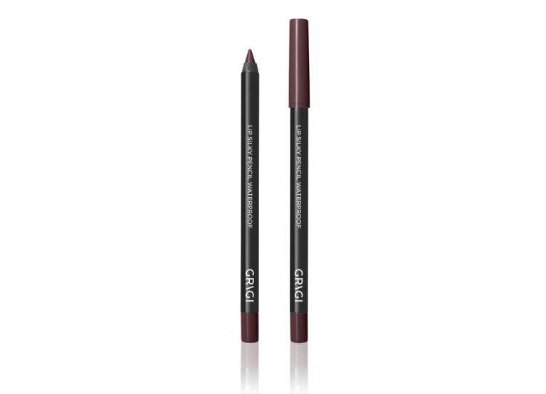 GRIGI  WATERPROOF LIP SILKY PENCIL No 18 BORDEAUX