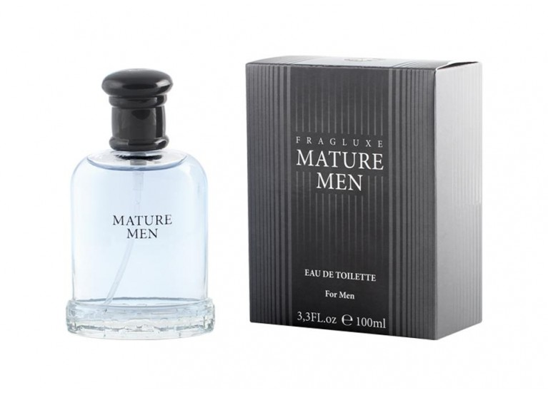 E.D.T. 100ML  MATURE  FRAGLUXE FOR  MEN - ΤΥΠΟΥ FIERCE / ABERCROMBIE & FITCH