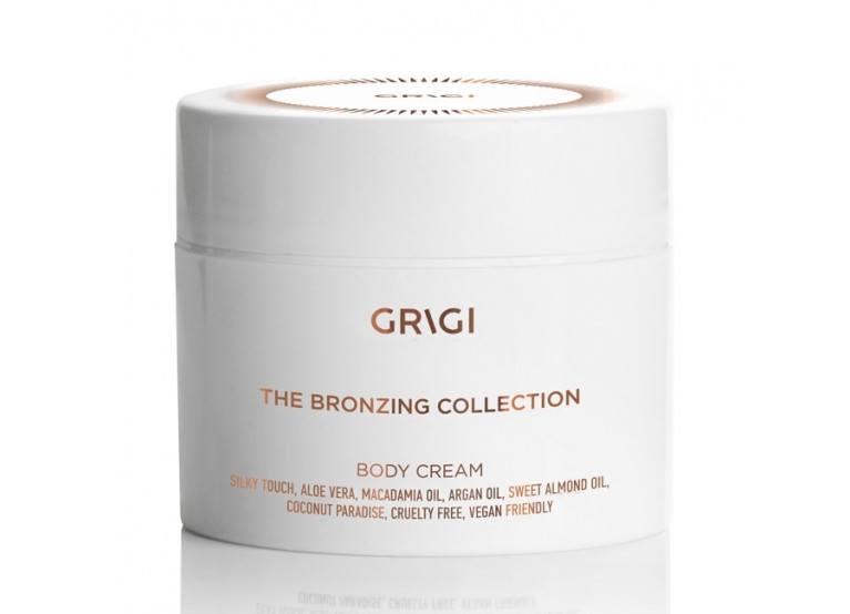 GRIGI BODY CREAM 200ml THE BRONZING COLLECTION