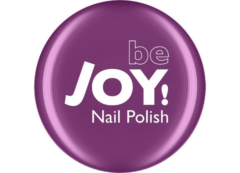 BeJOY NAIL POLISH Νο 212 DARK PINK PURPLE