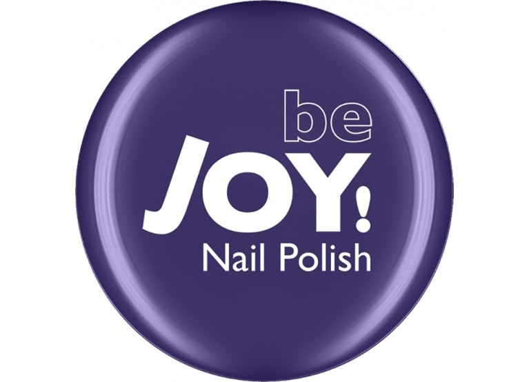 BeJOY NAIL POLISH Νο 213 DARK PURPLE VIOLET