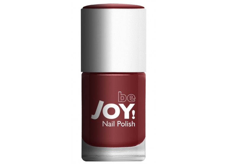 BeJOY NAIL POLISH Νο 251 BROWN BORDEAUX