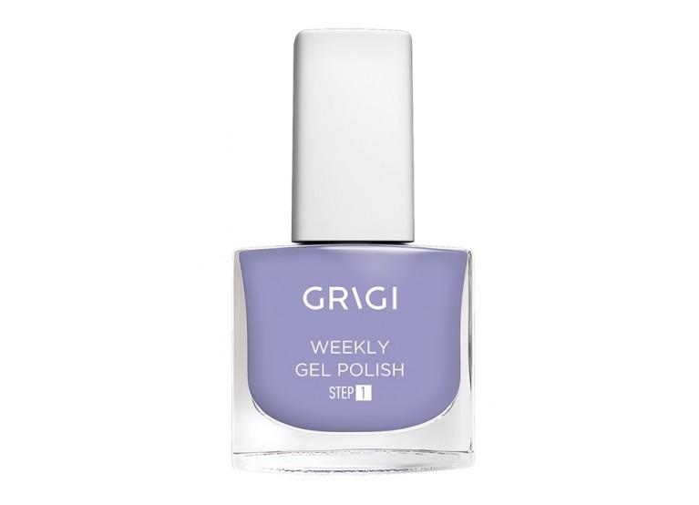 GRIGI WEEKLY GEL NAIL POLISH No 508 BLUE VIOLET