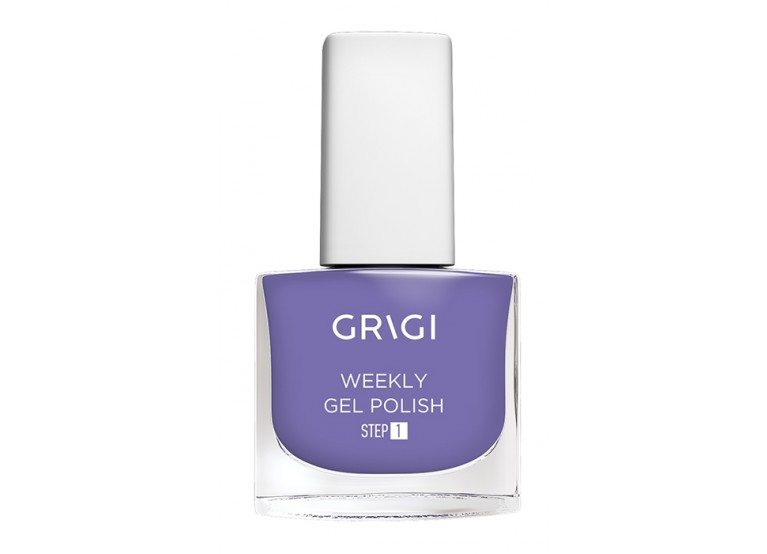 GRIGI WEEKLY GEL NAIL POLISH No 509 BLUE VIOLET