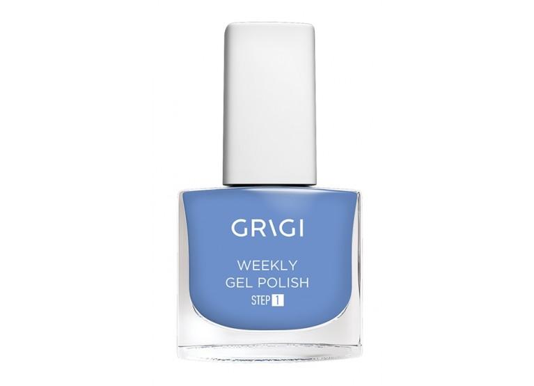 GRIGI WEEKLY GEL NAIL POLISH No 589 ROYAL BLUE
